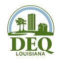 The Louisiana DEQ logo.