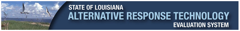 The State of Louisiana Alternative Response Technology Evaluation System chooses DE-OIL-IT as an appropriate response for cleaning up oil spills.