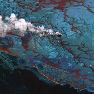 Chevron promises to cap and clean up oil leak off Brazil's coast.