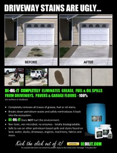 Driveway-Stain-Remover