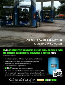 Gas-Station-Oil-Spill-Remover