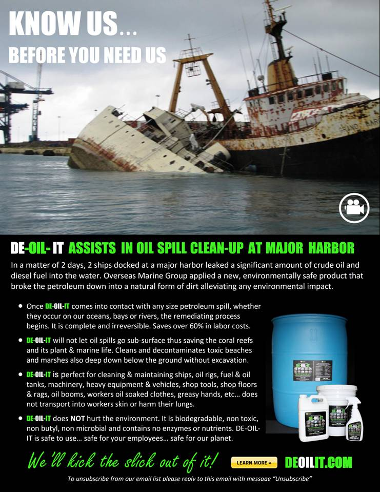 perfect oil spill images