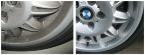 DE-OIL-IT is a powerful wheel rim cleaner, removing dirt, oil, and grease.