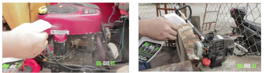 The best degreaser for lawn mowers and other lawn equipment.