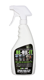 Multi-use DE-OIl-IT bottle