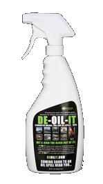 Multi-use DE-OIl-IT bottle