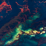 Beautiful images depicting the BP oil spill Deepwater Horizon in the Gulf of Mexico.