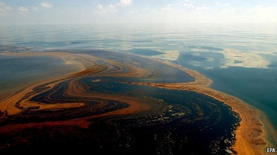 The aftermath of the Deepwater Horizon oil spill left the Gulf of Mexico devastated.
